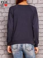 Grafitow bluza z nadrukiem moro                                  zdj.                                  3