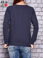 Grafitowa bluza z napisem LOVE                                  zdj.                                  4