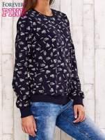 Granatowa bluza motyw buldożków                                  zdj.                                  3