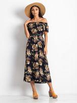 Granatowa sukienka Excellent                                  zdj.                                  1