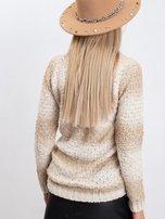 Jasnobeżowy sweter Agatha                                  zdj.                                  2