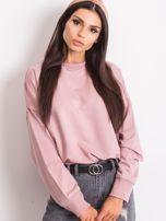Jasnofioletowa bluza Wild                                  zdj.                                  1