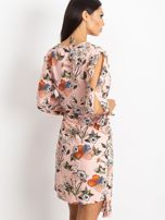 Jasnoróżowa sukienka Maybe                                  zdj.                                  2
