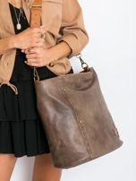 Khaki torba damska city bag                                  zdj.                                  1