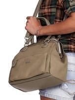 Khaki torba damska vintage                                  zdj.                                  4