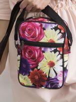 Kolorowa torebka w kwiaty                                  zdj.                                  3