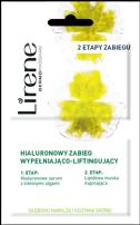 LIRENE Hialuronowy 2-etapowy zabieg wypełniająco-liftingujący 2 x 6 ml                                  zdj.                                  1