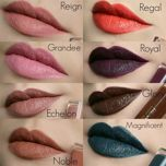 Makeup Revolution Retro Luxe Matte Lip Kit Zestaw do ust konturówka 1g + matowa pomadka w płynie 5,5ml Regal                                   zdj.                                  3