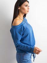 Niebieska bluzka Fiona                                  zdj.                                  3