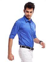 Niebieska koszula męska                                   zdj.                                  12