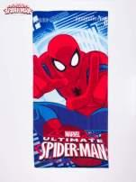 Niebieski chłopięcy ręcznik SPIDERMAN                                  zdj.                                  1
