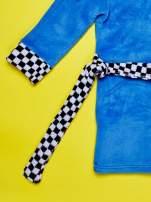 Niebieski chłopięcy szlafrok CARS                                  zdj.                                  4