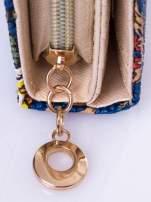 Niebieski portfel w sówki                                  zdj.                                  6