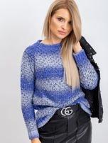 Niebieski sweter Broadway                                  zdj.                                  1