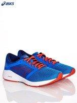 Niebieskie buty męskie sportowe ASICS RoadHawk FF                                  zdj.                                  2