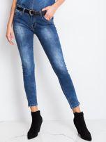 Niebieskie jeansy Bottom                                  zdj.                                  1