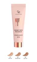 Nowość! GOLDEN ROSE Nude Look Koloryzujący krem z efektem rozświetlenia nr 01 Fair Tint  32 ml                                  zdj.                                  2