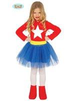 Przebranie na bal Superbohaterka