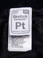 REEBOK Czarne spodnie dresowe męskie                                  zdj.                                  3
