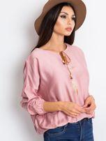 Różowa bluzka Several                                  zdj.                                  3