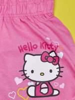 Różowe szorty dla dziewczynki HELLO KITTY                                  zdj.                                  3