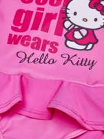 Różowy strój kąpielowy dla dziewczynki HELLO KITTY                                                                          zdj.                                                                         6