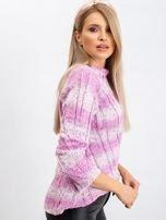 Różowy sweter Madison                                  zdj.                                  3