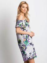 Szara sukienka Eventually                                  zdj.                                  3