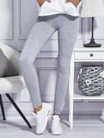 Szare legginsy basic                                  zdj.                                  1