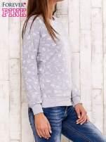 Szaro-biała bluza motyw buldożków                                  zdj.                                  3