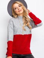 Szary sweter Taylor                                  zdj.                                  3
