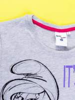 Szary t-shirt SMERFY                                  zdj.                                  4