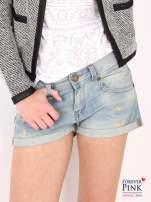 Szorty jeansowe                                  zdj.                                  2