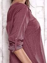 TOM TAILOR Różowa koszula w drobne wzory                                                                          zdj.                                                                         7