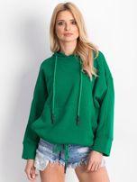 Zielona bluza Replicating                                  zdj.                                  1