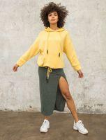 Żółta bluza Replicating                                  zdj.                                  6