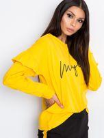Żółta bluzka Dulce                                  zdj.                                  3